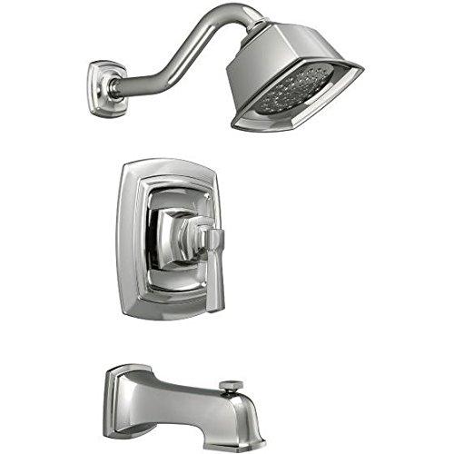 BOARDWALK POSI TUB/SHOWER EP TRIM CH / Chrome Posi-Temp(R) tub/shower
