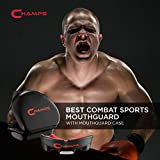 Champs Breathable Mouthguard for Boxing, Jiu