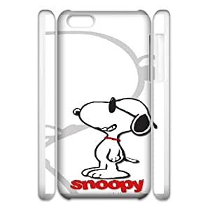 Snoopy For iphone 6 Plus 5.5 3D Custom Cell Phone Case Cover 96II658372