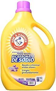 Arm & Hammer Arm & Hammer Detergente Líquido Lavanda 4.65lt, color Morado, Grande, pack of/pa