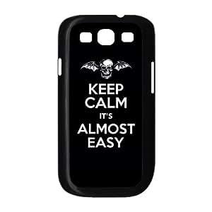 LeonardCustom A7X Avenged Sevenfold Hard Slim Cover Case for Samsung Galaxy S3 i9300 -LCS3U351