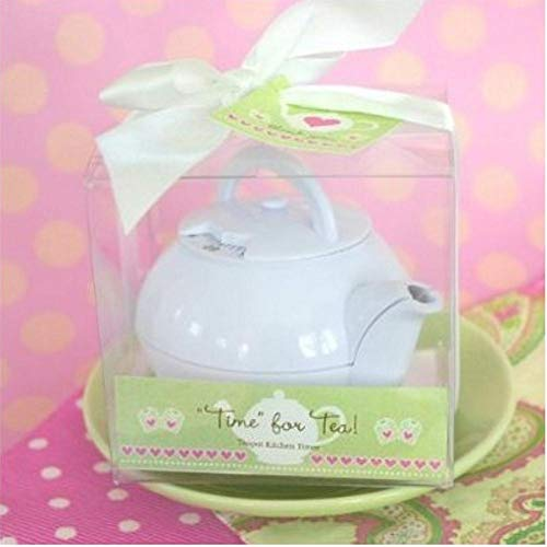 Time for Tea Teapot Timer (pack of 20)