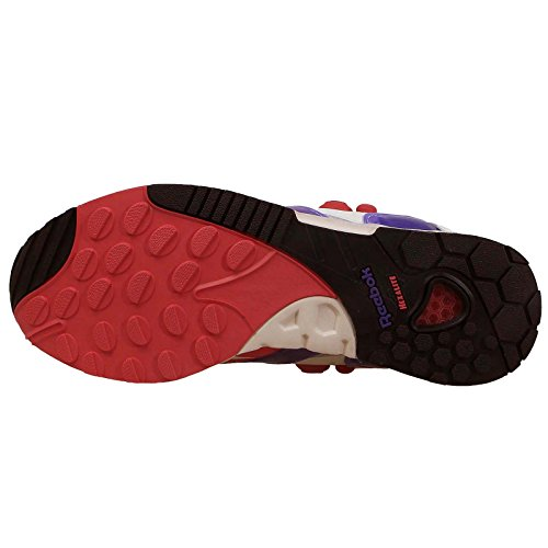 Reebok Pump course double Vintage unisexe chaussures de sport