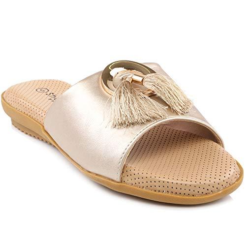 Femme Shalimar Shalimar Mules Mules Shoes Shoes Femme adqBHgBw
