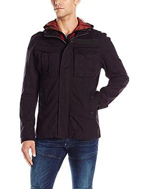 Men's Rovic Hdd Liner Overshirt Long Sleeve