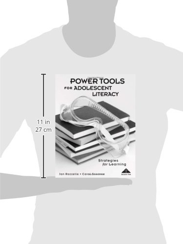 Strategies for Learning Power Tools for Adolescent Literacy