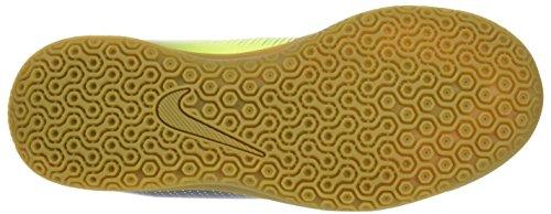 Nike 852495-376, Botas De Fútbol para Niños Verde (Seaweed / Volt / Hasta / White)