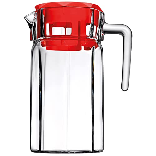 Pasabahce Kosem Glass Water/Juice Jug 1250 ml 1 Pc