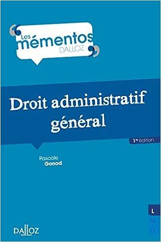 Amazon Fr Droit Administratif General Nouveaute