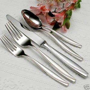 Walco Stainless Classic Scroll Dinner Fork (Fork Scroll Dinner)