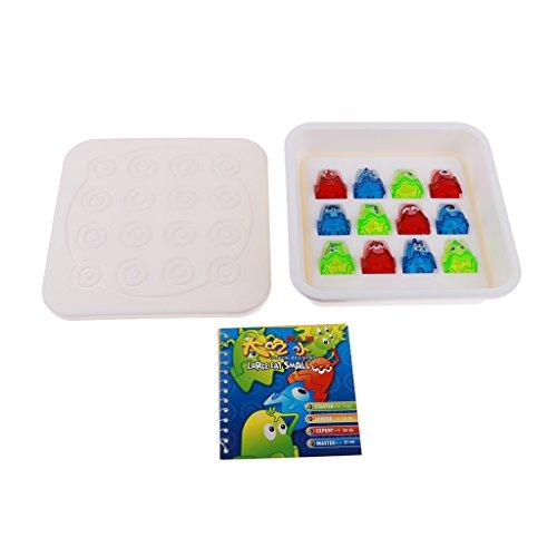 Perfk キッズ 教育おもちゃ ボードゲーム 知能開発 知育玩具 の商品画像