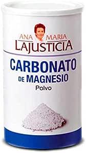 Ana María Lajusticia Carbonato de magnesio - 180 gr: Amazon.es: Salud y cuidado personal