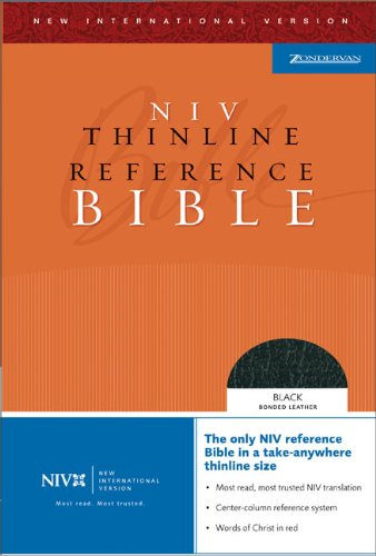 Download NIV Thinline Reference Bible (New International Version) ebook