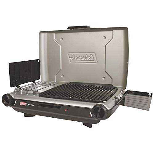 (Grill Stove EI (Red Lid))