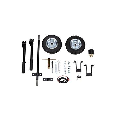 DuroStar DS4000S-WK Wheel Kit for DS4000S by DuroStar