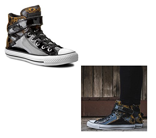 Black Womens Hi Antik CT Sneaker Converse Brea All Star Shoes Chucks Trainers Footwear Multicolor BwxAqF
