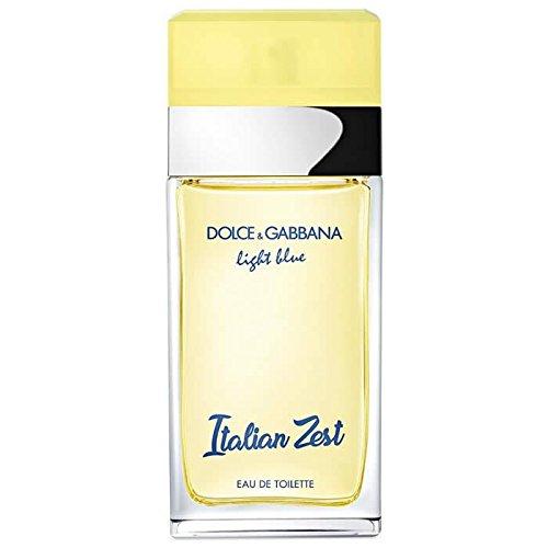 DOLCE&GABBANA Light Blue Italian Zest Pour Femme Eau de Toilette Spray, 3.3-oz.