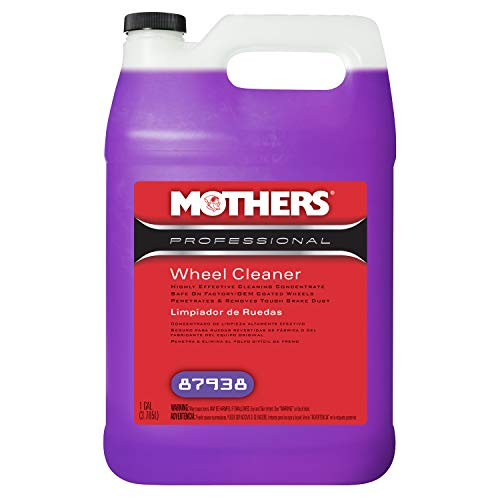 Mothers 87938 Professional Wheel Cleaner, 1 - Cleaner Brite Wheel