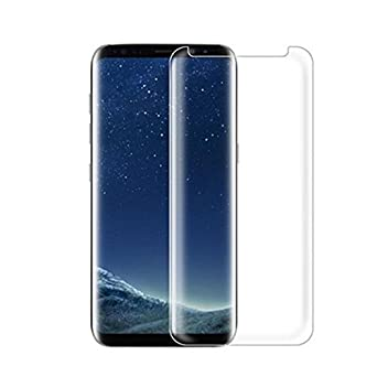 SHOPKART 2.5D Tempered Glass for Samsung Galaxy S8 5.8 inch  Transparent  Screen guards