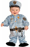 Forum Novelties Baby Boy's I Wannabee Cop Infant Costume