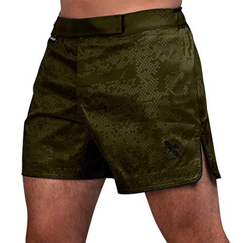 Hayabusa Hexagon Mid-Thigh Fight Short