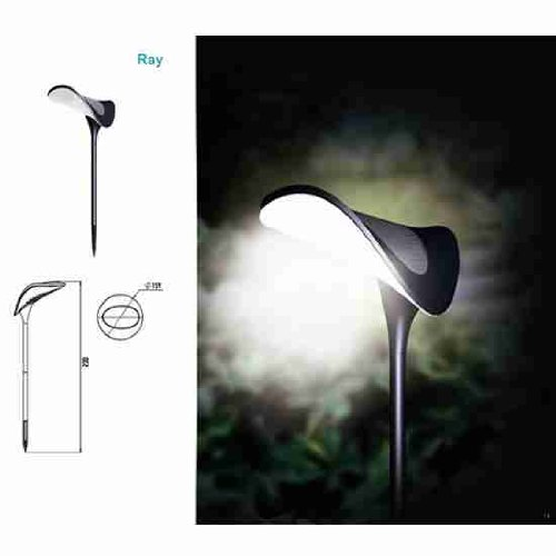 Amazon Britta Products Solar Ray Garden Path Lighting Set Of 3 Lamps Landscape Lights Outdoor