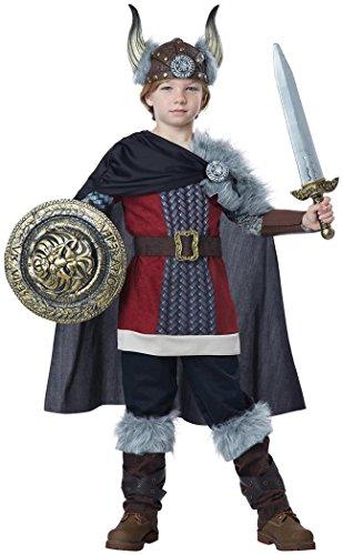 California Costumes Venturous Viking Boy Costume, Multi, Small -