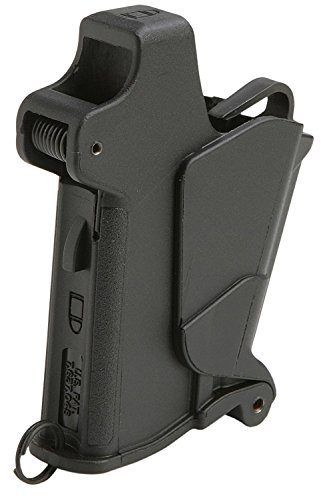 STFLY Pistol Magazine Loader/Unloader, Fits 9mm-45 ACP Black UP60B