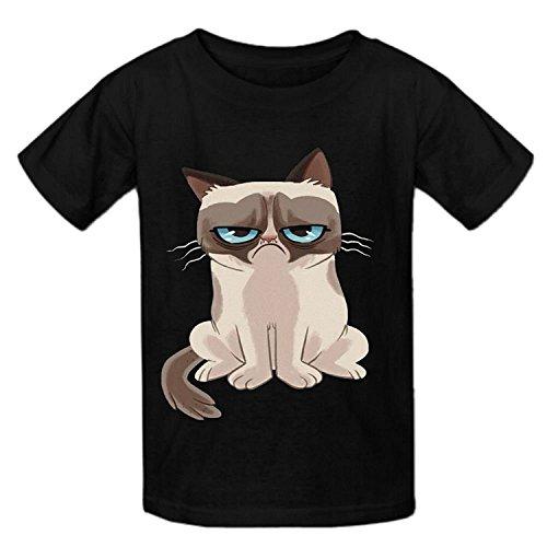 Snowl How You Doing Oto Girls Crew Neck Print T Shirts (Cheap 60th Birthday Invitations)