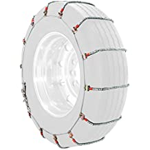 Security Chain Company TC2111MM Radial Chain LT Cable Tire Traction Chain for Light Trucks - Set of 2