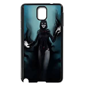 Raven Teen Titans Comic Samsung Galaxy Note 3 Cell Phone Case Black Gift pjz003_3324749
