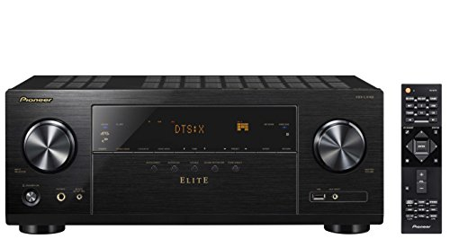 Pioneer Elite Audio & Video Component Receiver Black (VSX-LX102) (Pioneer Home Receiver Amp)