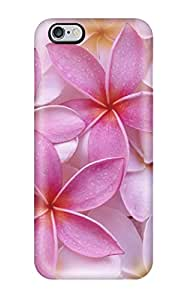 New Fashion Premium Tpu Case Cover For Iphone 6 Plus - Flower 9427890K43914082