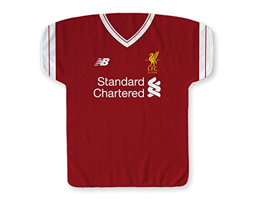 online store 73cbc ea3c2 Liverpool FC Jersey-Shaped Towel - Buy Online in UAE ...