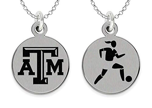 - College Jewelry Texas A&M University Aggies Women's Soccer Charm