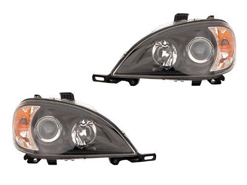 mercedes benz ml 320 headlights - 1