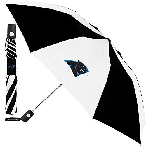 Carolina Panthers Auto Folding Umbrella