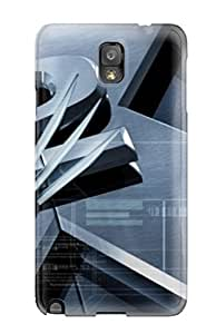 For Galaxy Note 3 Protector Case Attractive Men Phone Cover