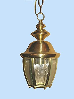 1 Light Hanging Pendant Model 3045
