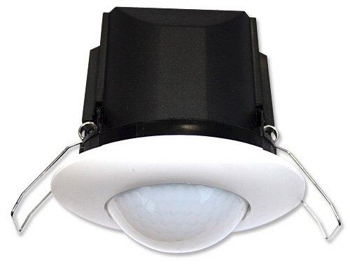 Beg det.mov/pres-i.crep - Detector movimiento pd3n-1c-ft 1 canal para techo blanco: Amazon.es: Bricolaje y herramientas