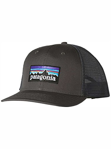 patagonia-p-6-logo-trucker-snapback-forge-grey