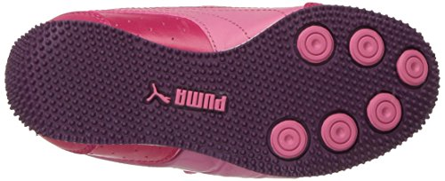 PUMA Baby Speed Lightup Power V Kids Sneaker, Love Potion-Rapture Rose, 5 M US Toddler by PUMA (Image #3)
