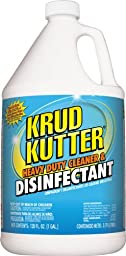 Krud Kutter DH01 Heavy Duty Cleaner and Disinfectant, 1 Gallon