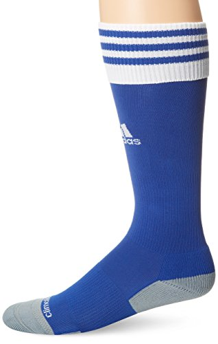 adidas Copa Zone Cushion II Sock, Cobalt/White, Medium
