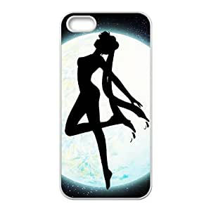 Bisyozyo dancing under moon Cell Phone Case for iPhone 5S