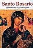 Santo Rosario/ Holy Rosary (Spanish Edition)