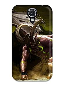 Premium Tpu World Of Warcraft Cover Skin For Galaxy S4