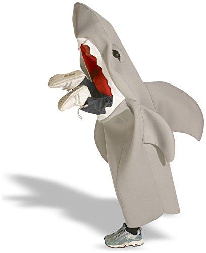 Lil'  (Man Eating Shark Costume Kids)