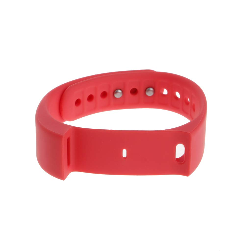 Correa de Repuesto de TPU para Iwown I5 Plus Sports Smart Bracelet flowerPEI