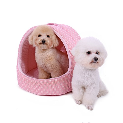 PAWZ Road Soft Cooling Bed for Dog and Cat, Best Pet Supplies Portable Indoor Summer Pet House Self-Cooling Breathable Material PK-L